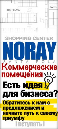 Locales Comerciales Centro Comercial Noray