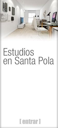 Estudios en Santa Pola